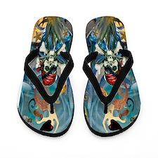 Pirate & Mermaid Flip Flops