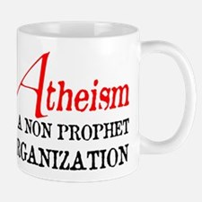 Atheism is a Non Prophet Small Small Mug