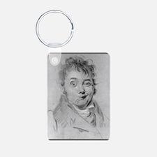 Jane Austen Feckless Keychains
