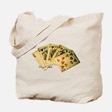 Classic Royal Flush Tote Bag