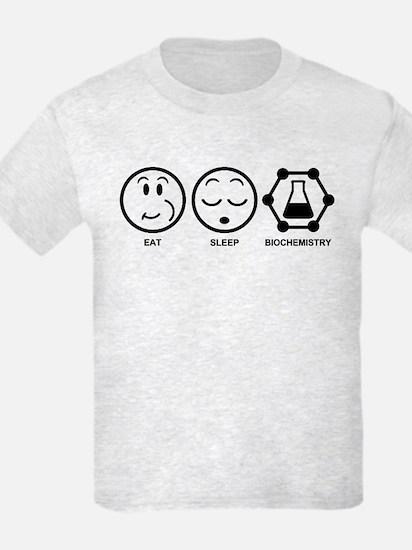 Eat Sleep Biochemistry T-Shirt