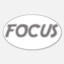 Focus! Decal