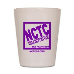 NCTC Logo Gifts Shot Glass