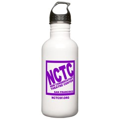 NCTC Logo Gifts Water Bottle
