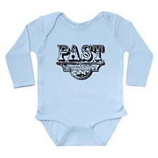 PAST Investigator Long Sleeve Infant Bodysuit