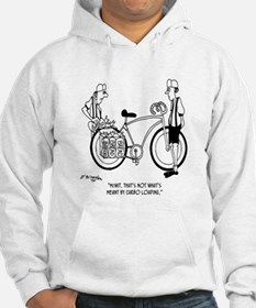 Wrong Type of Carbo Loading Hoodie