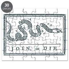 Join, or Die™ Puzzle