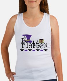 Mad Hatter Women's Tank Top