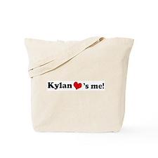 Kylan loves me Tote Bag