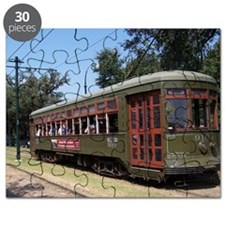 New Orleans Streetcar Puzzle