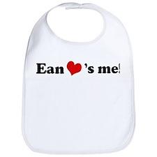Ean loves me Bib