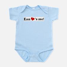 Ean loves me Infant Creeper