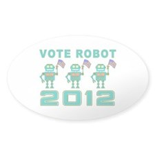 Vote Robot Decal