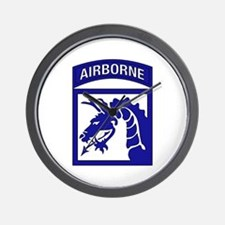 XVIII Airborne Corps Wall Clock