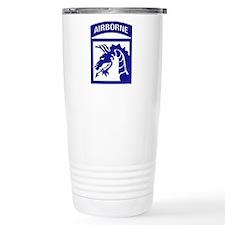 XVIII Airborne Corps Travel Mug