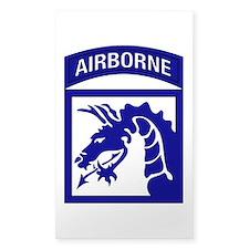 XVIII Airborne Corps Decal