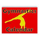Gymnastics calendar Calendars