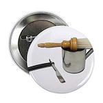 Straight Razor Mug Brush 2.25