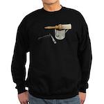 Straight Razor Mug Brush Sweatshirt (dark)
