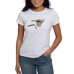 Straight Razor Mug Brush Women's T-Shirt