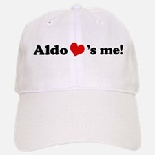 Aldo loves me Baseball Baseball Cap