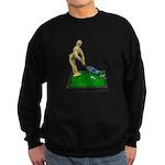 Teeing Off on the Green Sweatshirt (dark)