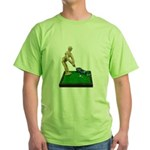 Teeing Off on the Green Green T-Shirt