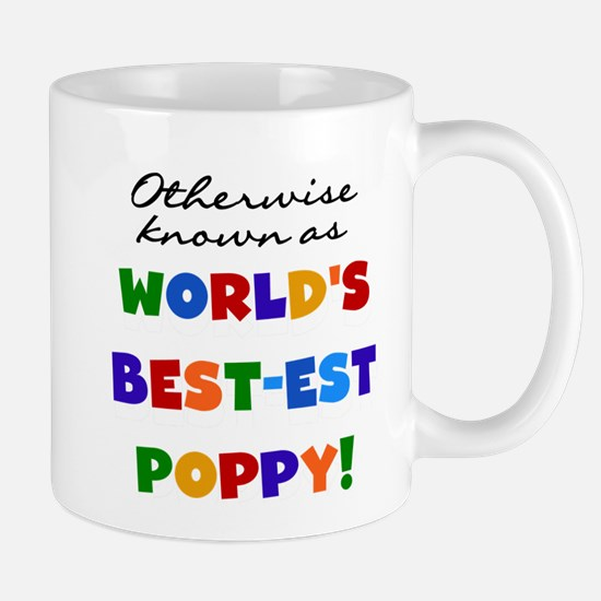 Otherwise Known Best Poppy Mug