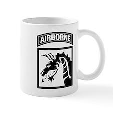 XVIII Airborne Corps B-W Mug