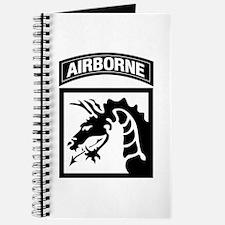XVIII Airborne Corps B-W Journal
