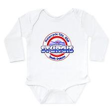 Motorcycle Rally Long Sleeve Infant Bodysuit