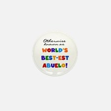 Otherwise Known Best Abuelo Mini Button (10 pack)