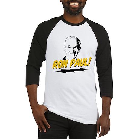 Ron Paul! Baseball Jersey