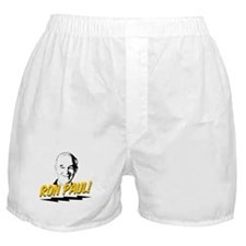 Ron Paul! Boxer Shorts