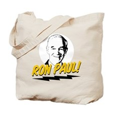 Ron Paul! Tote Bag