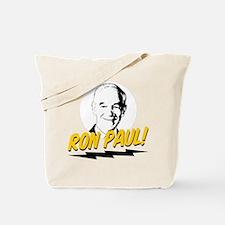 Ron Paul! Tote Bag