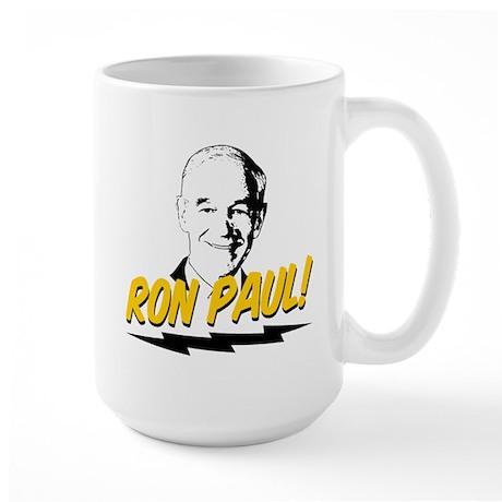 Ron Paul! Large Mug