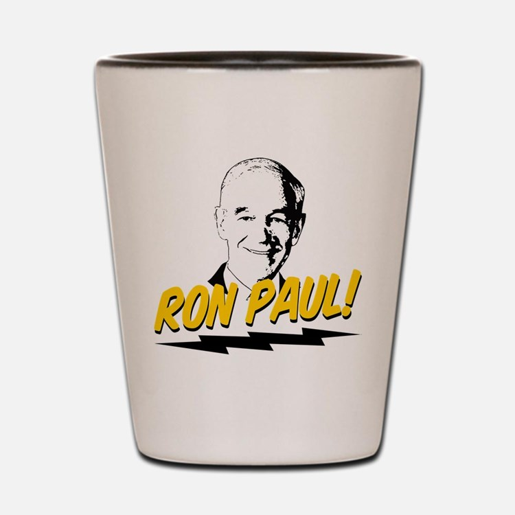 Ron Paul! Shot Glass