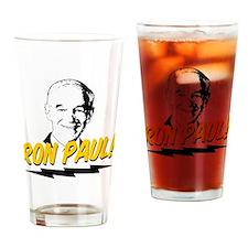 Ron Paul! Drinking Glass