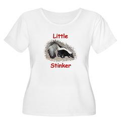 Little Stinker (Baby Skunk) T-Shirt