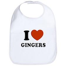 Unique Ginger Bib