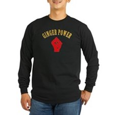 ginger-power Long Sleeve T-Shirt