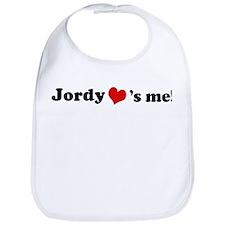 Jordy loves me Bib