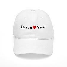 Davon loves me Baseball Cap