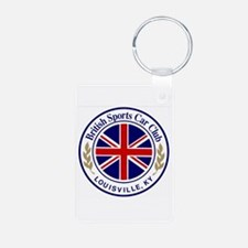 British Sports Car Club Keychainss