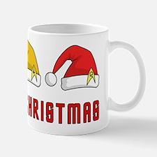 Trekkie Christmas Mug