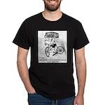 Excessive Bike Accessories Dark T-Shirt