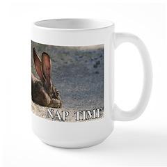 Nap Time Jackrabbit Mug