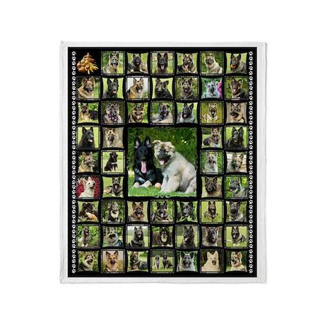 Shiloh Quilt Blanket :twilight acres
