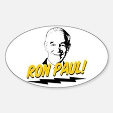Ron Paul! Decal
